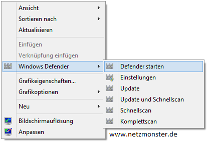Security: Offline Defender